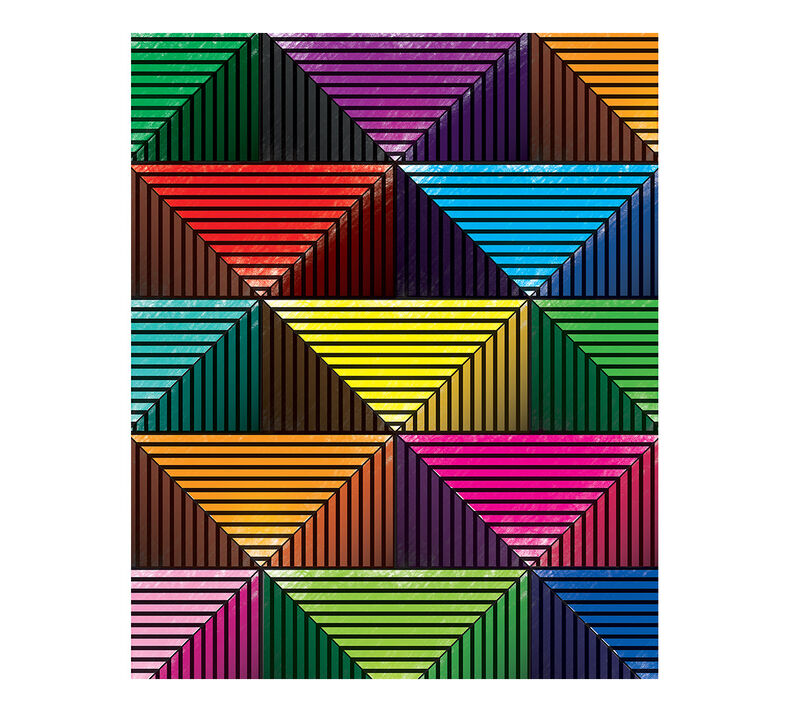 Art with Edge, Optical Illusions