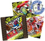 Art with Edge Coloring Book Pages Value Pack Front View