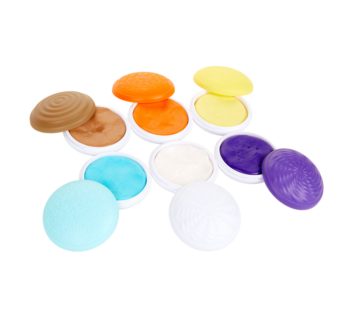 Crayola Aroma Putty Gift Set Relaxation Collection 6Count Silly Putty Alternative for Adults