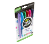 Take Note Washable Felt Tip Pens, 6 Count Left Angle View