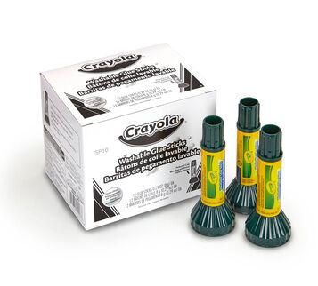 Washable Glue Sticks .29 ounces 12 count
