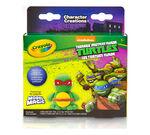 Model Magic Craft Pack Teenage Mutant Ninja Turtles front