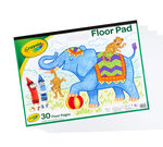 Giant Floor Pad front cover