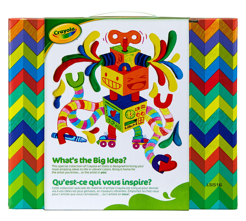 Big Ideas Craft Box