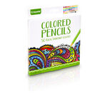Crayola Colored Pencils 50 count Front