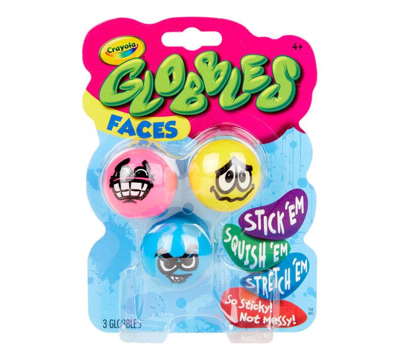 Emoji Globbles, 3 Count