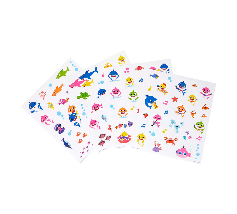 Baby Shark Kids Party Favors Set