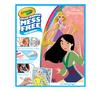 Color Wonder Princess book Cover