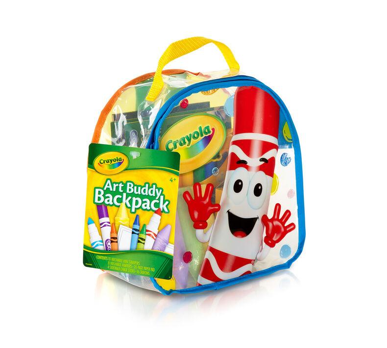 Art Buddy Backpack