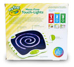 Crayola My First Mess Free Touch Lights front of package