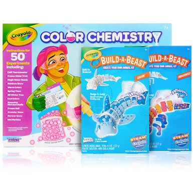 Arctic Color Chemistry & Build A Beast Gift Sets