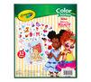 Color & Sticker Book, Fancy Nancy Back View