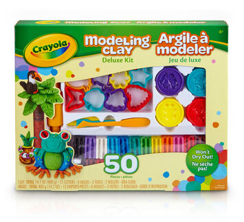 Modeling Clay Deluxe Tool Kit
