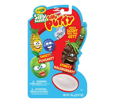 Silly Scents Putty Mystery Egg