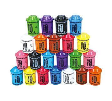Crayola Modeling Dough Classpack 5 ounce 22 pcs