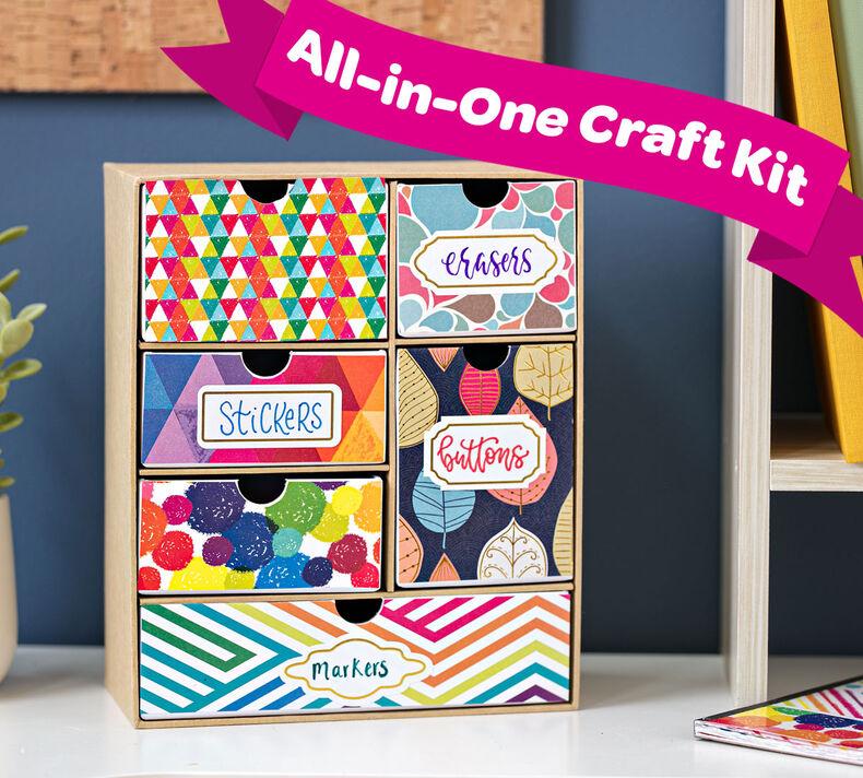 Storage Box Keepsake Craft Kit