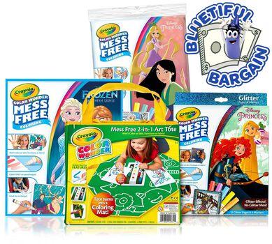 Color Wonder Disney Princess Value Set