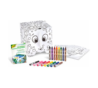 Color Critter, Creative Art Tool Chest