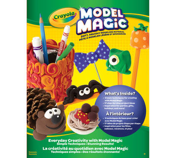 Model Magic Everyday Projects