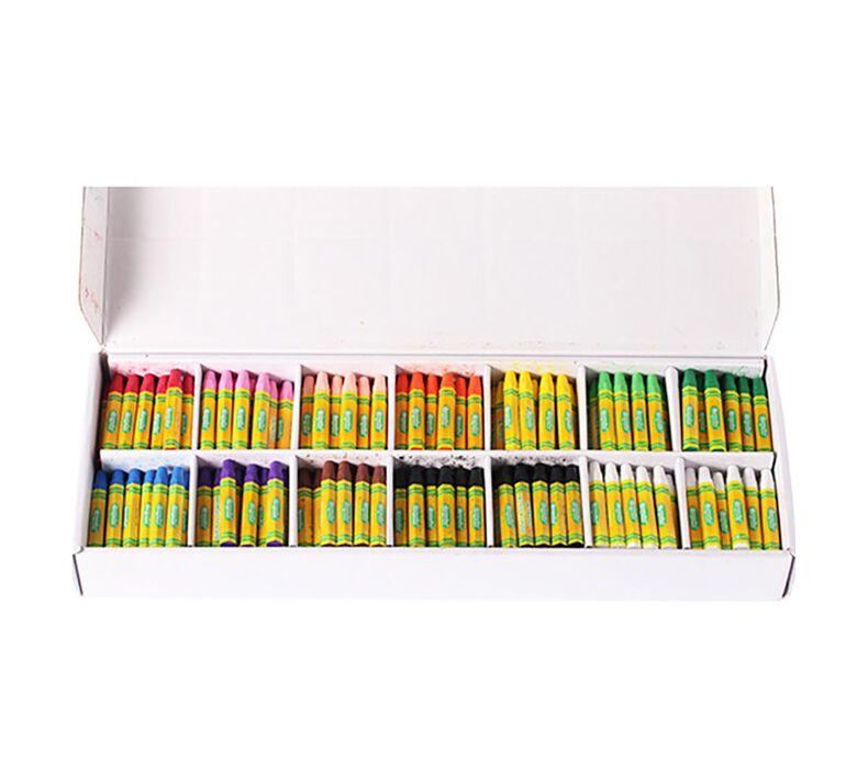 Oil Pastel, 336 Count, 14 Colors