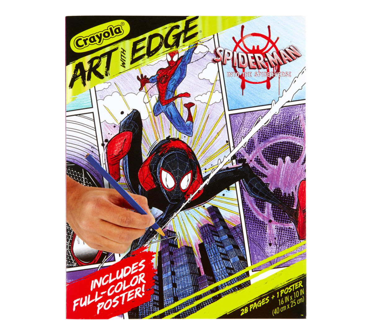63 Crayola Spiderman Coloring Pages Images & Pictures In HD