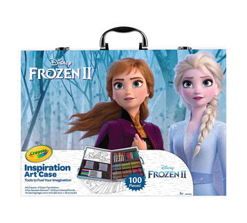 Frozen 2 Inspiration Art Case