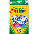 Ultra-Clean Markers, Fine Line, Classic Colors, 10 ct.