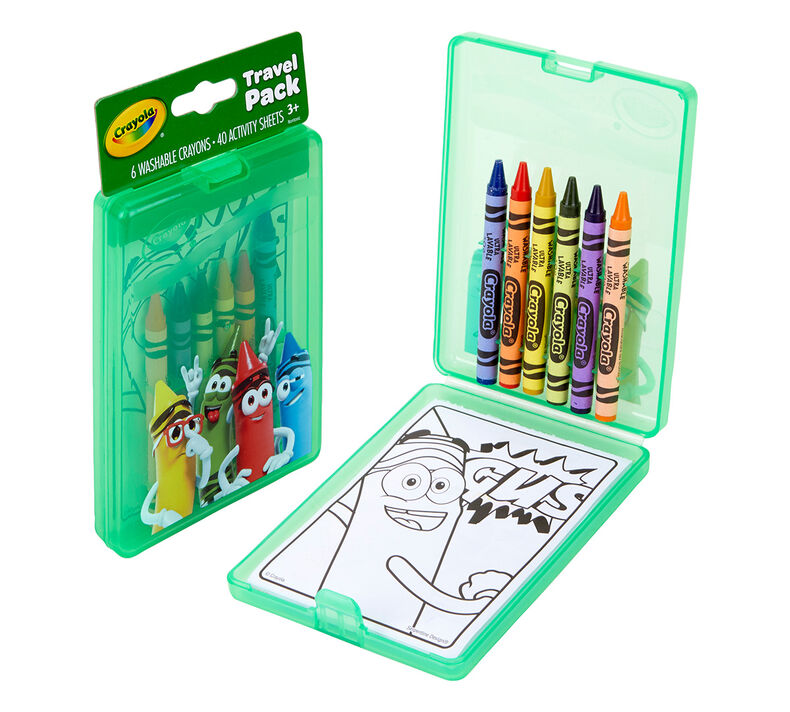Crayola Travel Pack
