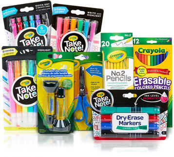 Middle & High School Supplies Kit - You Pick