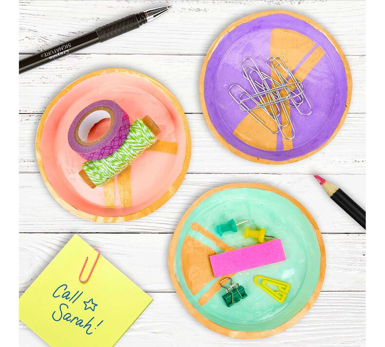 Signature DIY Trinket Tray Craft Kit