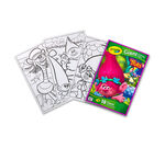 Giant Coloring Pages - Trolls