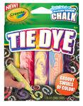 Special Effects Sidewalk Chalk - Tie Dye