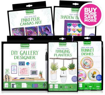 Signature 5-in-1 DIY Craft Kit - You Pick