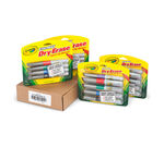 Crayola Visimax Dry Erase Markers, 24 Count Assortment