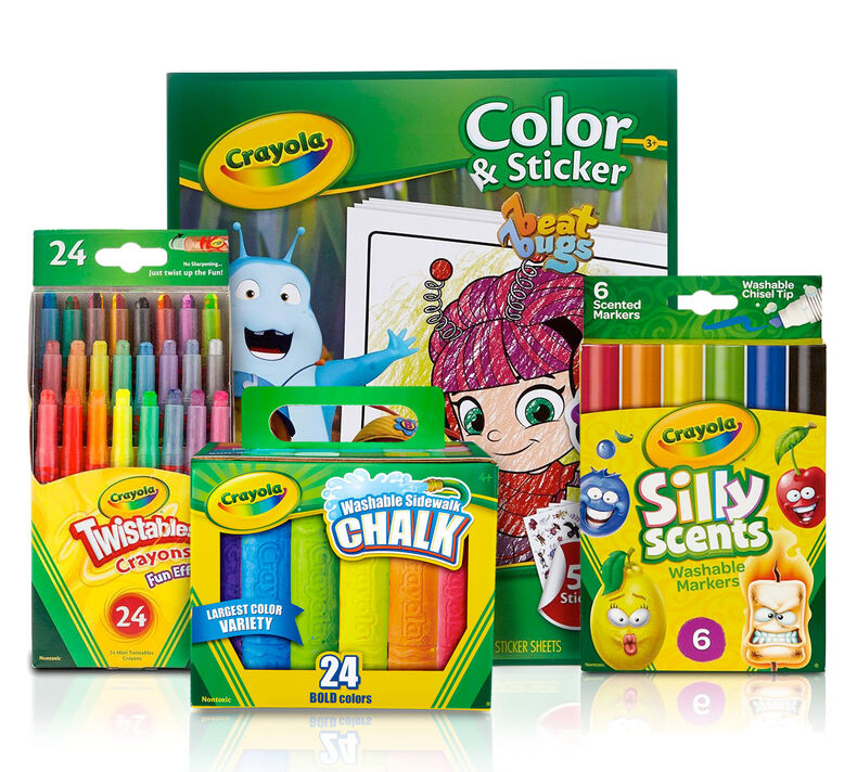 Art Set Gifts for 3-6 Year Olds
