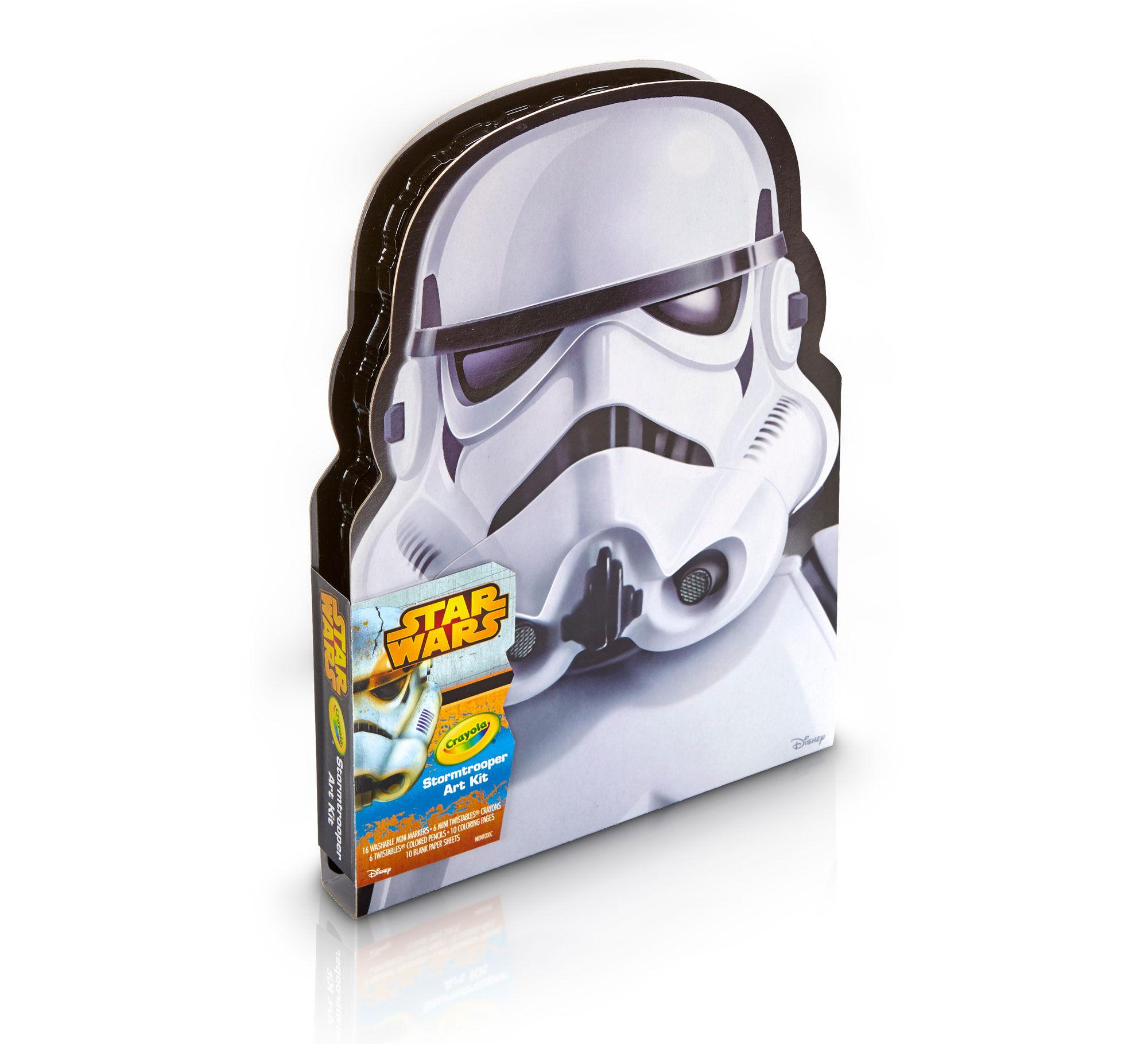 Crayola Storm Trooper Art Case Toy