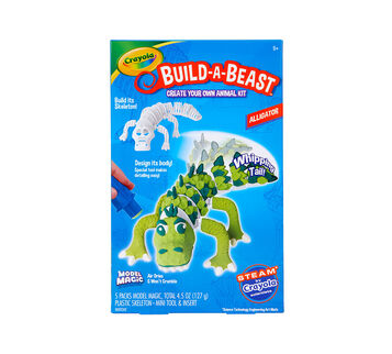 Build-A-Beast Gator Craft Kit
