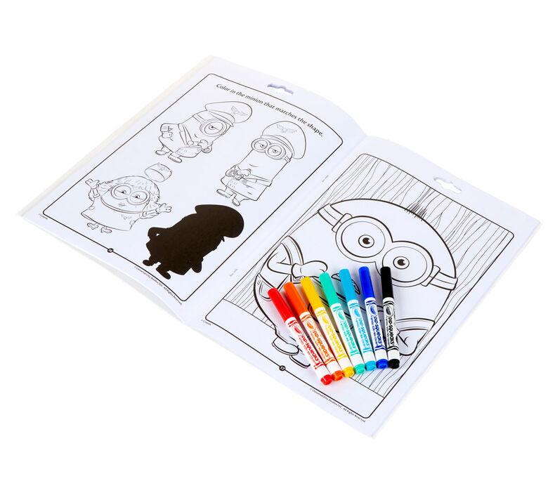 Minions 2 Color & Activity Set