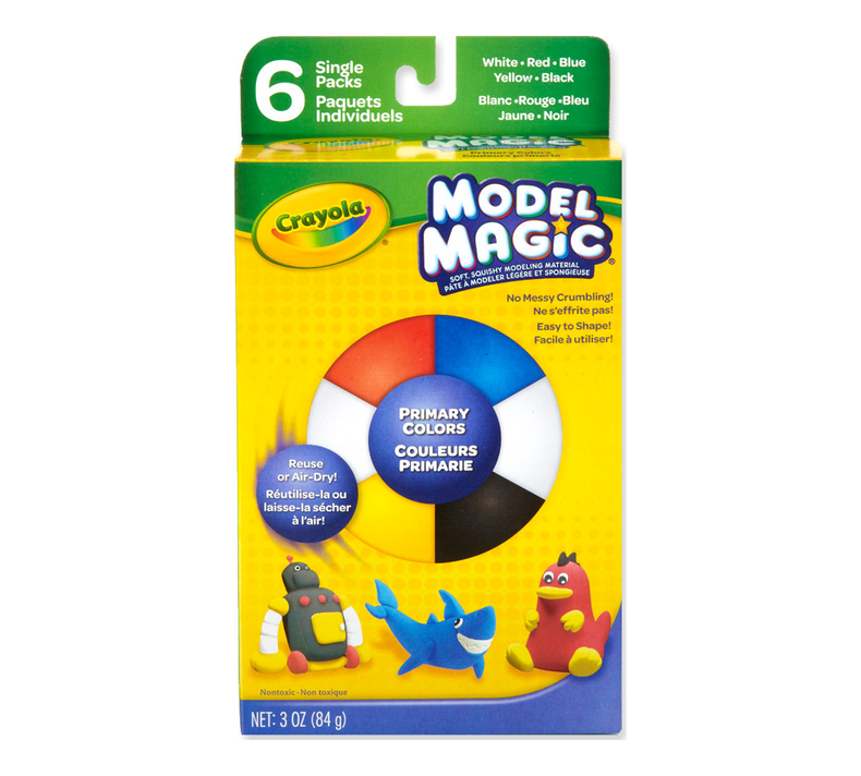 Model Magic 0.5-oz., 6 ct. Choose Your Colors