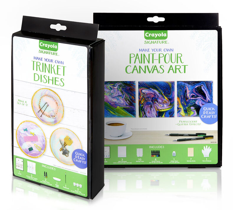 Signature 2-in-1 DIY Craft Kit