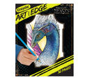 Art With Edge, Fantastic Beasts Coloring Pages Front View