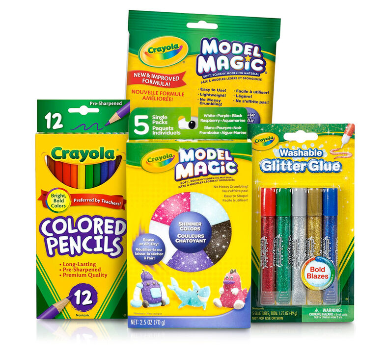 Heart Pencil Toppers Craft Kit