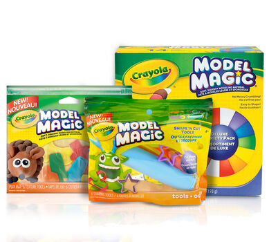 Model Magic Deluxe Craft Kit with Tools