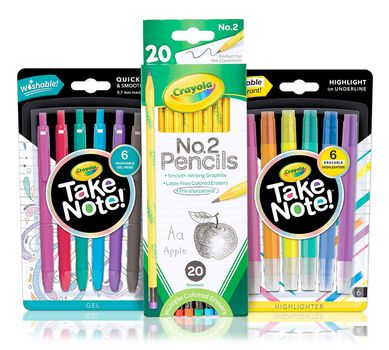7th-12th Grade School Supplies Set – You Pick