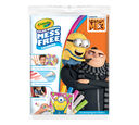 Color Wonder Mess Free Coloring Pad & Markers, Despicable Me 3