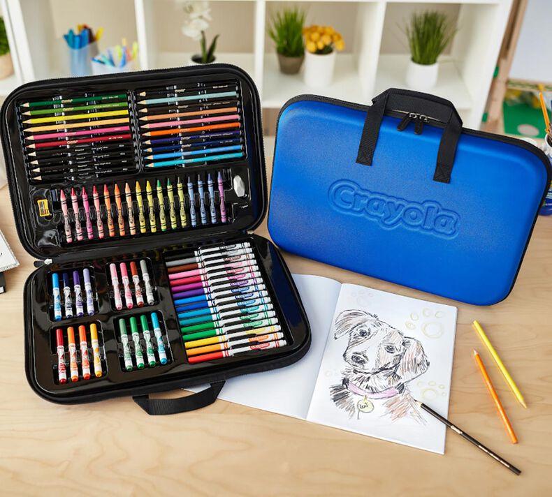 Sketch & Color Art Set