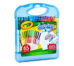 Super Tips Washable Markers & Paper Set