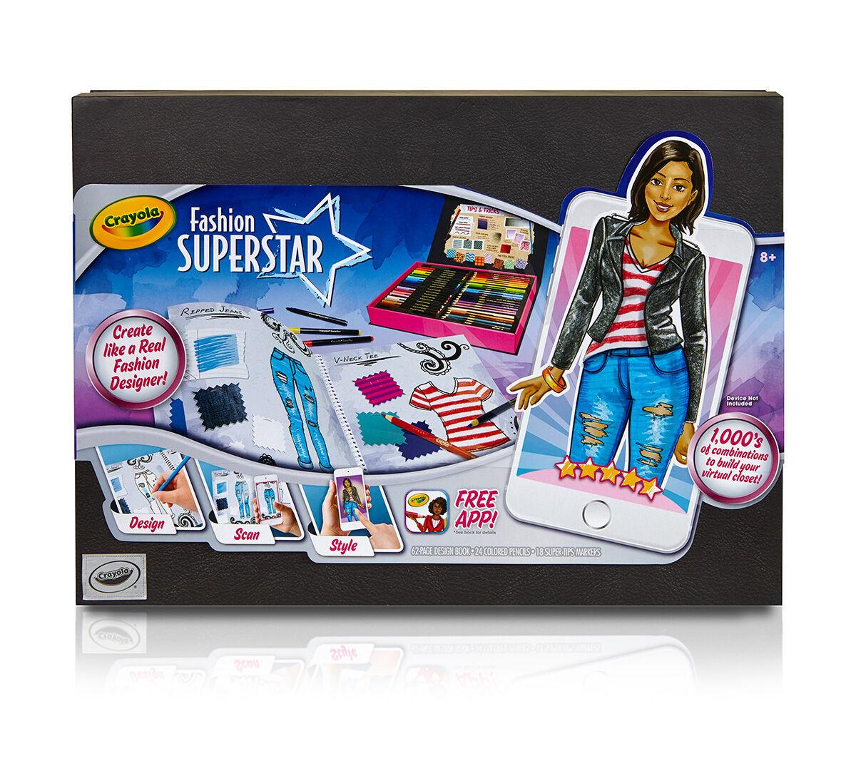86ebcfae6aa Fashion Superstar Open kit 3