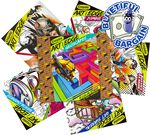 Art with Edge Deluxe Coloring Book Pages Value Set Front View