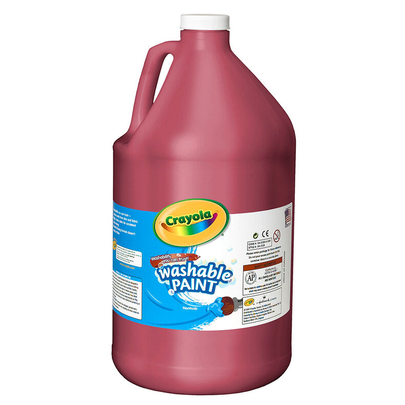Washable Paint 128-oz.-Choose Your Color